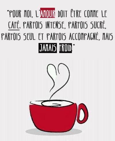 Bonjour un cafe mon amour for Par la fenetre ouverte bonjour le jour