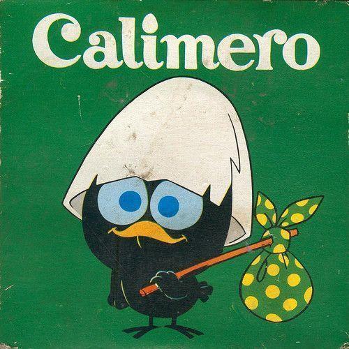 Célèbre calimero YI61