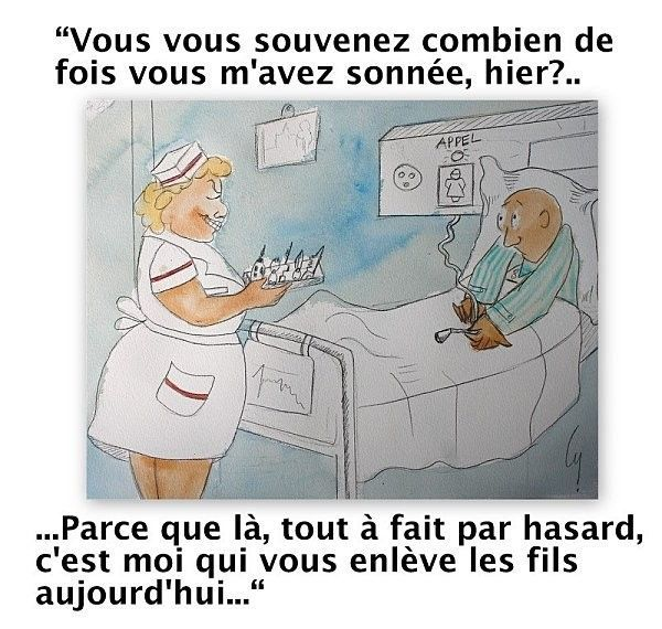 INFIRMIERE SVP !!!