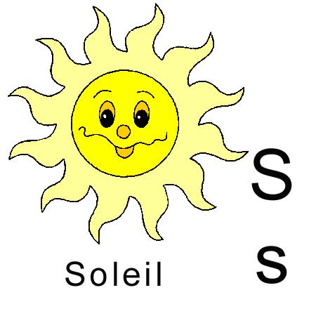 Soleil - Dessin de soleil a imprimer ...